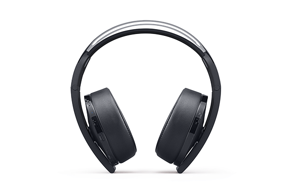 هدفون بی سیم مدل Platinum Wireless Headset