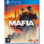 بازی Mafia Definitive Edition برای Ps4