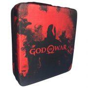 کیف ضدضربه PS4 Pro طرح God of War