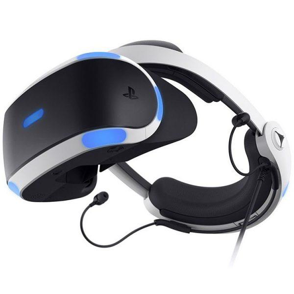 عینک واقعیت مجازی سری جدید ZVR2 مدل PlayStation VR Marvel's Iron Man