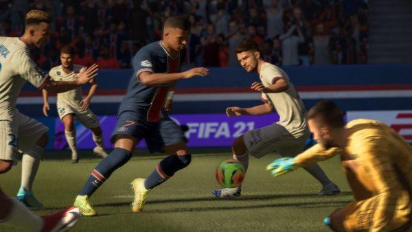 بازی fifa 2021 برای PS4