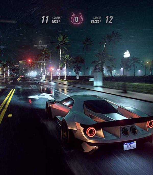 بازی Need For Speed: Heat برای PS4
