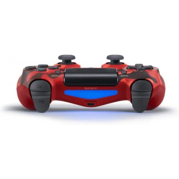 دسته پلی استیشن قرمز چریکی PS4 Controller Red Camo