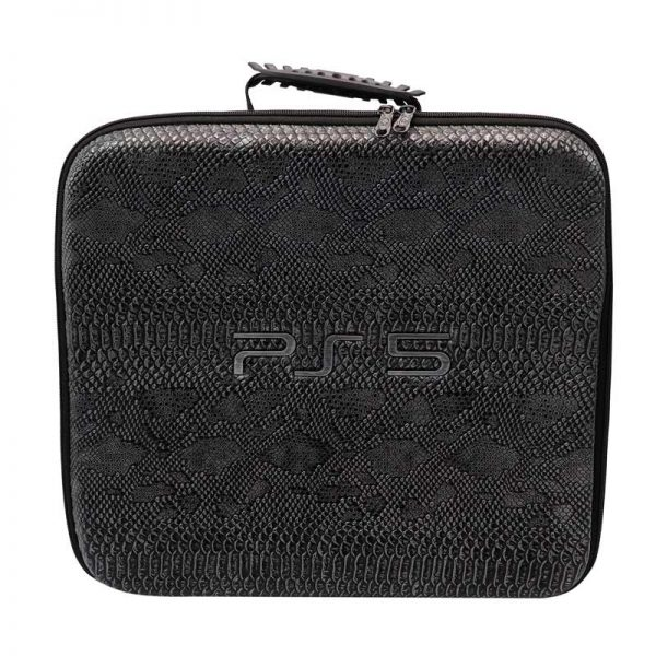 کیف کنسول بازی PS5 طرح پوست ماری