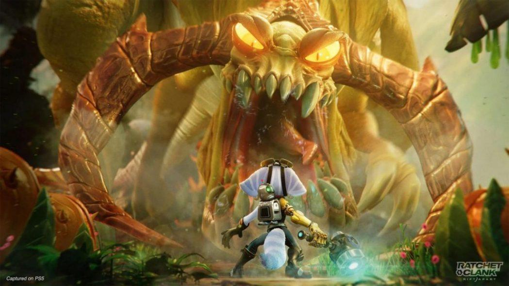 تریلر گیم پلی جدید بازی Ratchet and Clank: Rift Apart منتشر شد