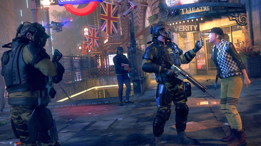 بازی Watch Dogs Legion برای PS5