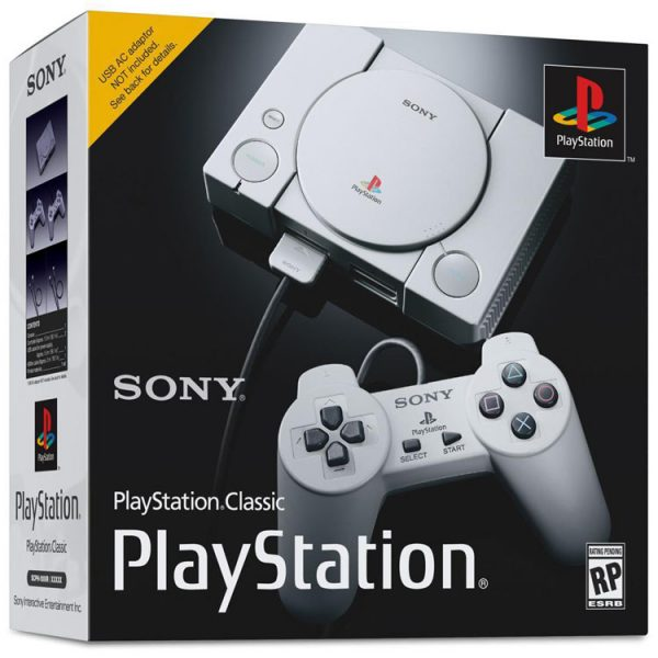 خرید پلی استیشن وان کلاسیک PS1 Classic