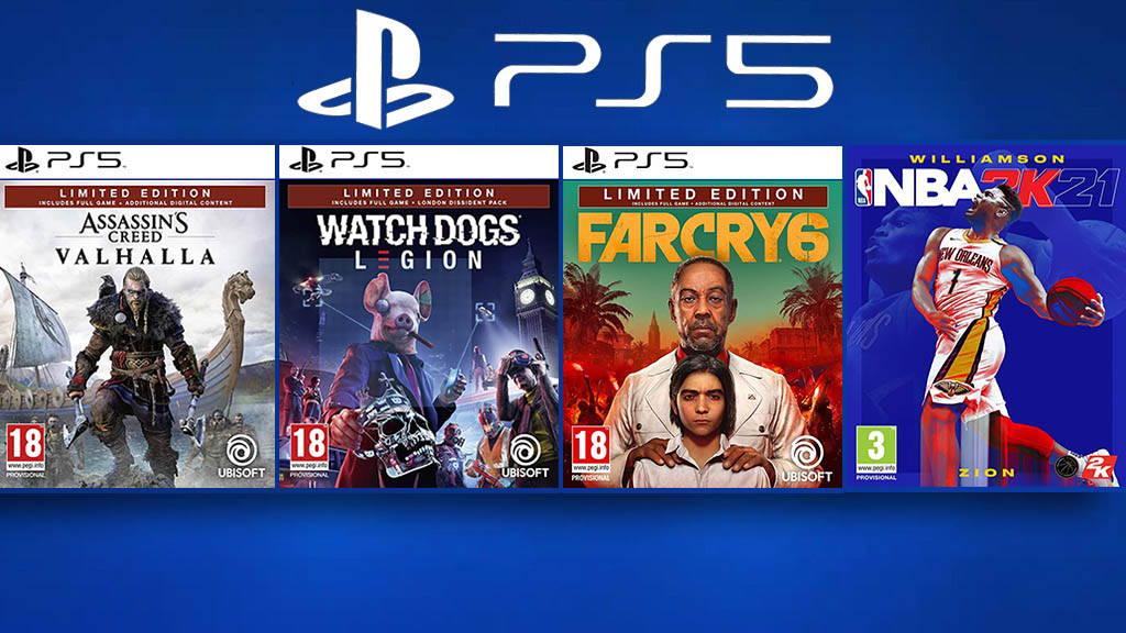 ۱۰ تا بهترین بازی برای PS5 (پلی استیشن ۵) در ۲۰۲۱