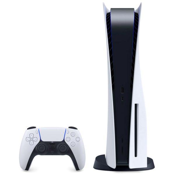 کنسول بازی سونی مدل Playstation 5 ظرفیت 825 گیگابایت اسیا