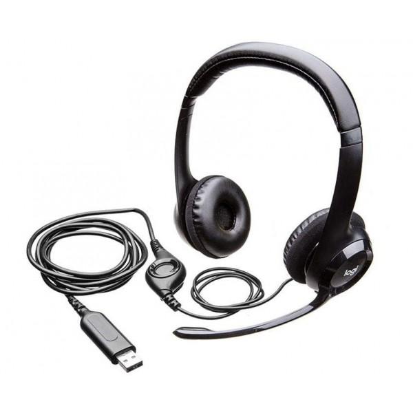 هدست لاجیتک مدل Logitech H390 Headset