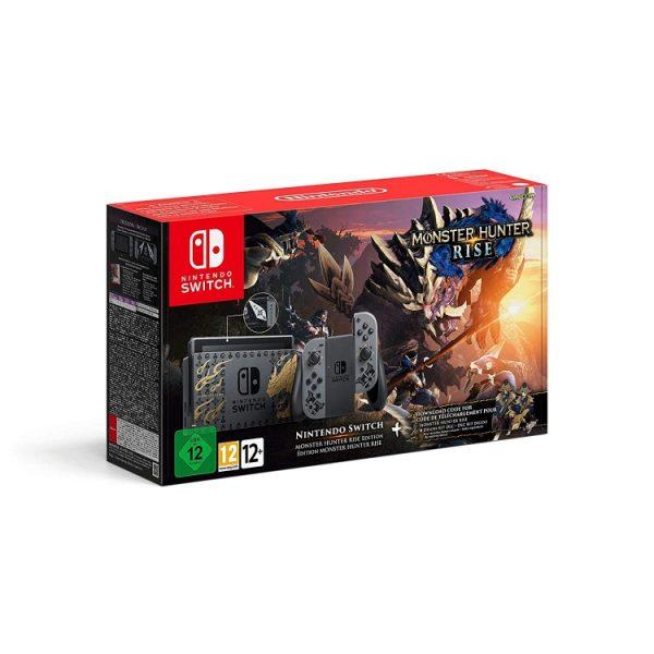 خرید نینتندو سوییچ باندل بازی Monster Hunter