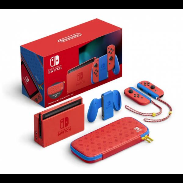 خرید کنسول بازی نینتندو سوییچ نسخه Mario