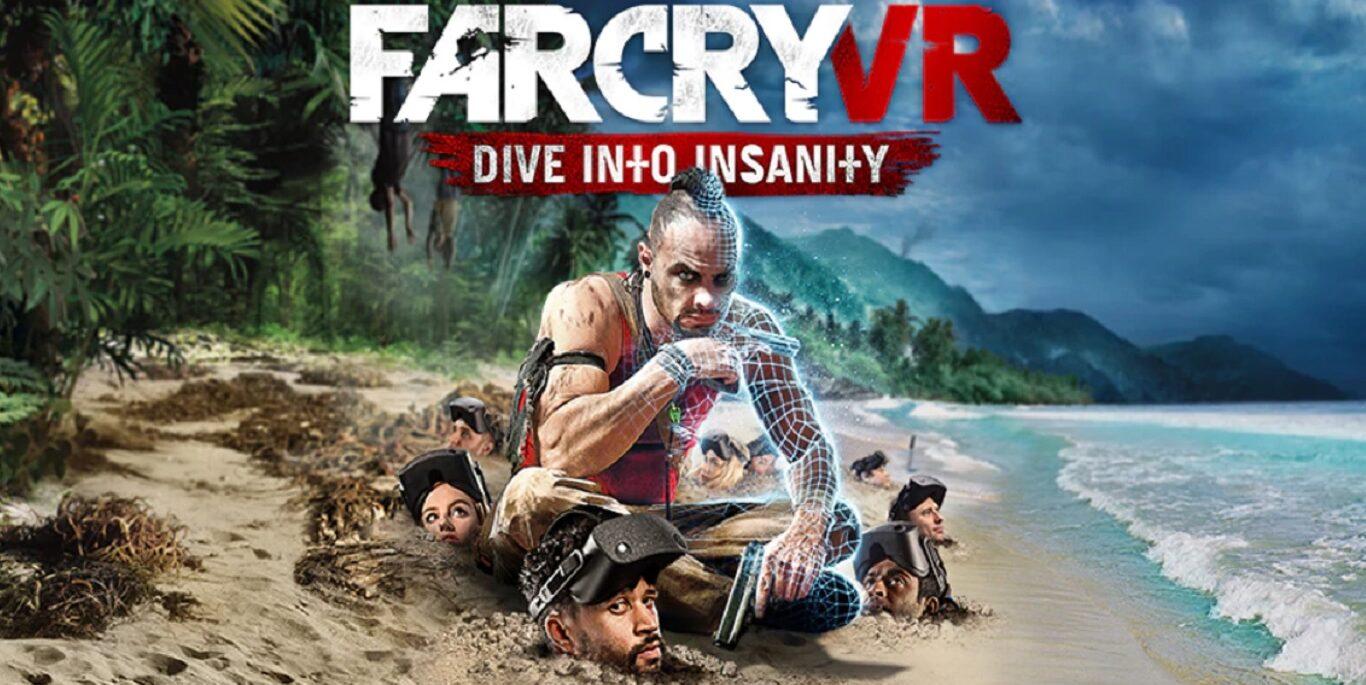 Arena Games Far Cry VR Dive Into Insanity را راه اندازی می کند