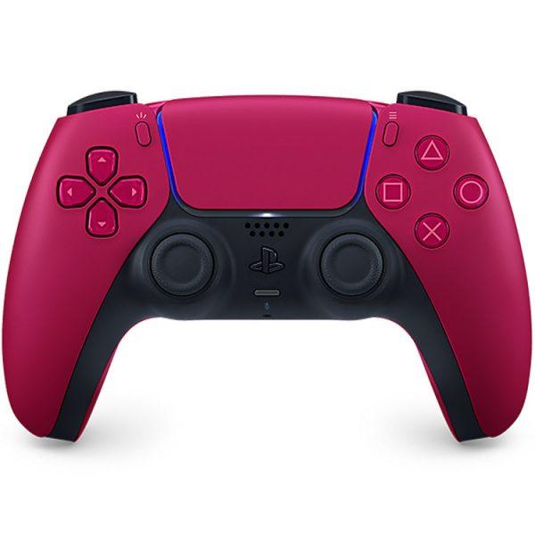 خرید کنترلر Ps5 DualSense رنگ Cosmic Red