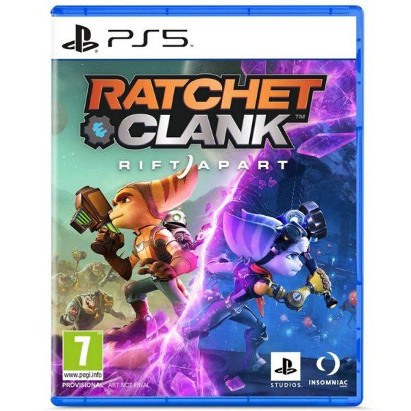 بازی Ratchet & Clank: Rift Apart برای PS5
