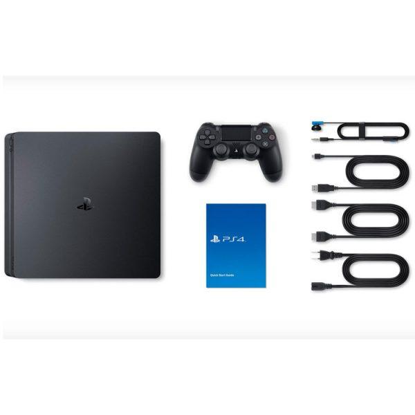 کنسول ps4 مدل Playstation 4 Slim 1TB R2 CUH 2216B ( پیش فروش )