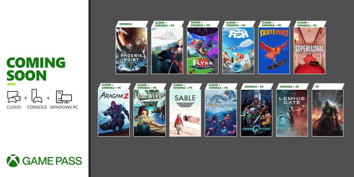 لیست Xbox Game Pass در اواسط سپتامبر شامل Aragami 2
