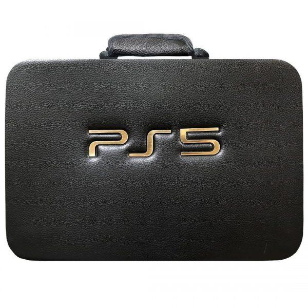 کیف کامل کنسول بازی PS5 رنگ مشکی