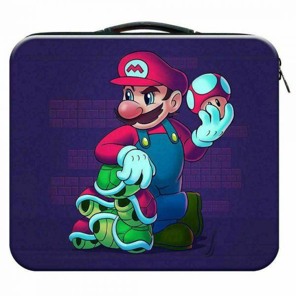 کیف کنسول بازی PS5 طرح Super Mario