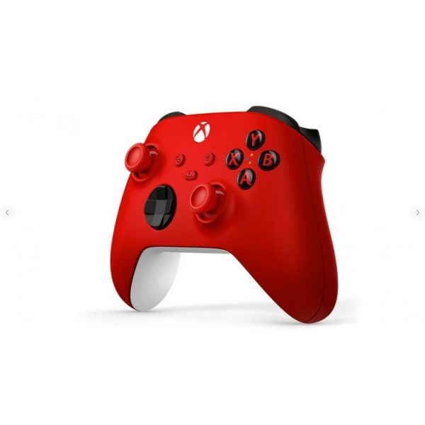 خرید کنترلر ایکس باکس سری جدید رنگ Pulse Red