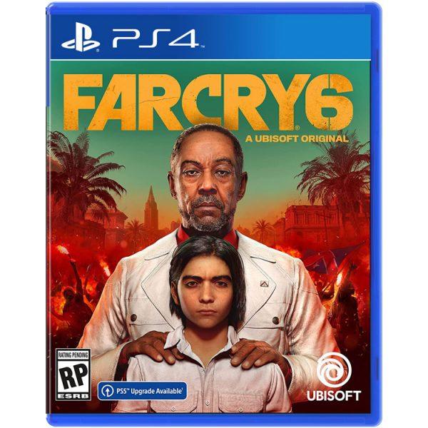 خرید بازی Far Cry 6 برای PS4